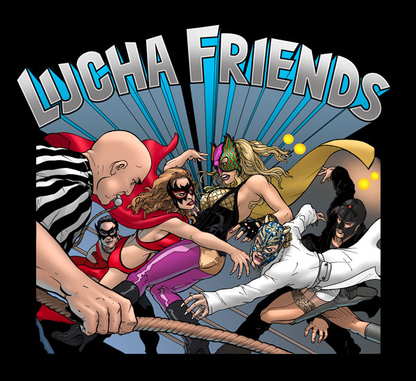 Lucha Friends